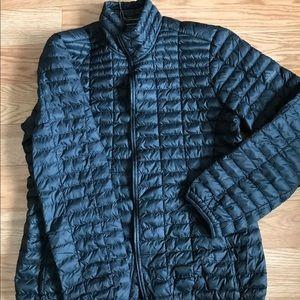 Adidas Black Puffy Jacket